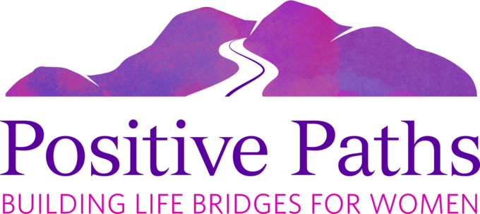 Positive Paths Website Design