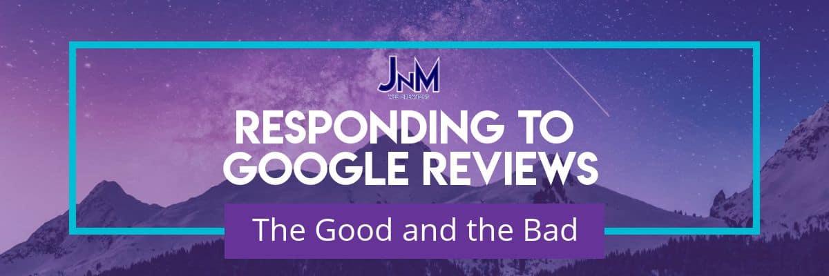 Responding to Google Reviews
